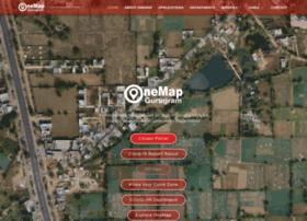 Onemapggm.gmda.gov.in thumbnail