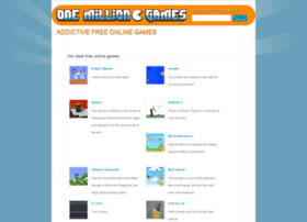 Onemilliongames.com thumbnail