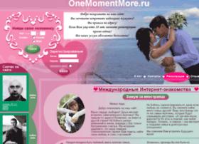 Onemomentmore.ru thumbnail