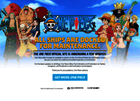 Onepieceofficial.com thumbnail
