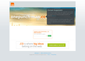Onepunch-man.co thumbnail