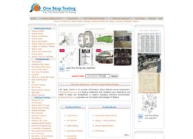 Onestoptesting.com thumbnail