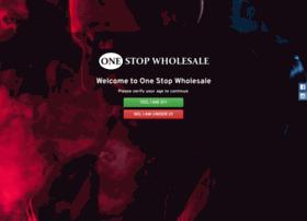 Onestopwholesale.online thumbnail