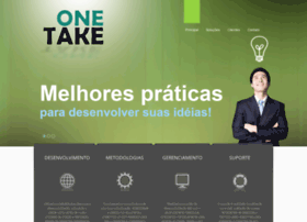 Onetake.com.br thumbnail