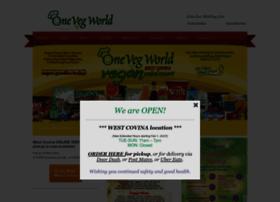 Onevegworld.net thumbnail