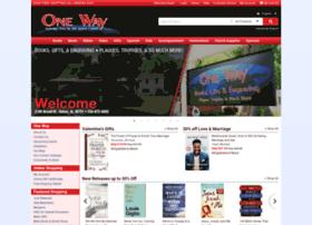 Onewaybookstore.net thumbnail