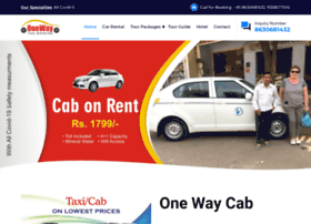 Onewaycabbooking.in thumbnail