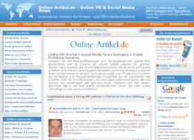 Online-artikel.de thumbnail