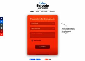 Online-barcode-generator.net thumbnail