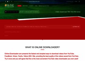 Online-downloader.com thumbnail