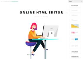 Online-html-editor.org thumbnail