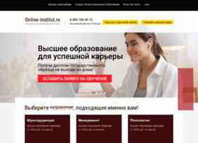 Online-institut.ru thumbnail