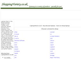 Online-laptops.shoppingvariety.co.uk thumbnail