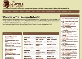 Online-literature.com thumbnail
