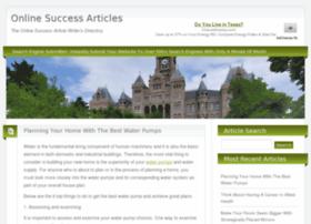 Online-success-articles.com thumbnail