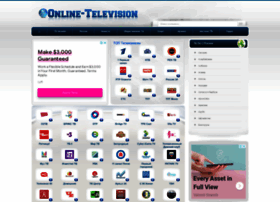 Online-television.org thumbnail