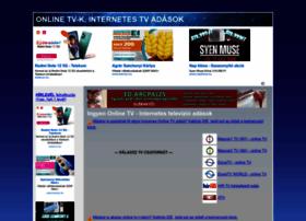 Online-tv.hu thumbnail
