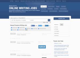 Online-writing-jobs.com thumbnail