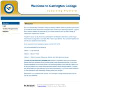 Online.carrington.edu thumbnail
