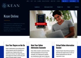 Online.kean.edu thumbnail