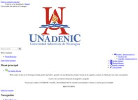 Online.unadenic.edu.ni thumbnail