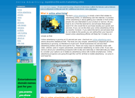 Onlineadvertising.net thumbnail