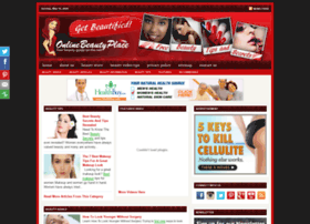 Onlinebeautyplace.com thumbnail