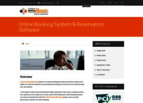 Onlinebookingmanager.com thumbnail