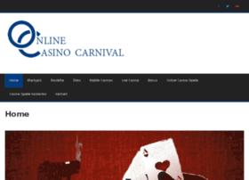 Onlinecasinocarnival.net thumbnail