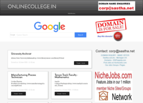 Onlinecollege.in thumbnail