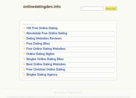 Onlinedatingden.info thumbnail