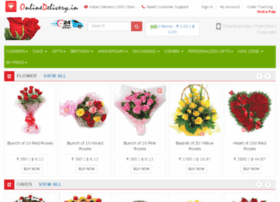 Onlinedelivery.co.in thumbnail