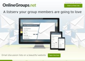 Onlinegroups.net thumbnail