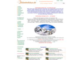 Onlineholidays.de thumbnail