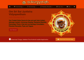 Onlinejyotish.com thumbnail