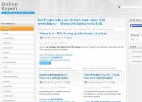 Onlinekopen14.nl thumbnail