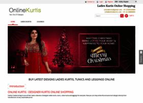 Onlinekurtis.com thumbnail