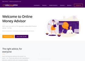 Onlinemoneyadvisor.co.uk thumbnail
