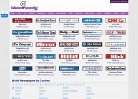 Onlinenewspaperlist.com thumbnail