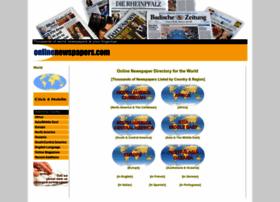 Onlinenewspapers.com thumbnail