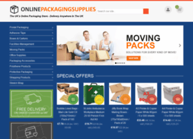 Onlinepackagingsupplies.co.uk thumbnail