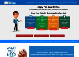 Onlinepancard.in thumbnail