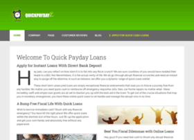 Onlinepaydayloanz Com At Wi Payday Loans No Credit Check Quick Loans With Direct Deposit
