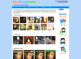 Onlinepictureframes.com thumbnail