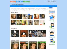 Onlinepictureframes.com thumbnail