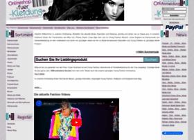 Onlineshop-fuer-kleidung.de thumbnail