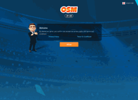 Onlinesoccermanager.com thumbnail
