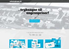 Onlinetryksager.dk thumbnail