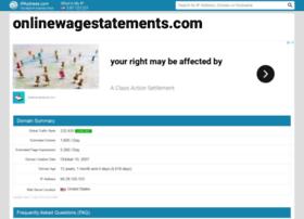 Onlinewagestatements.com.ipaddress.com thumbnail