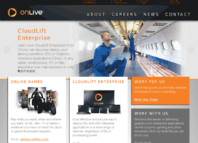 Onlive.be thumbnail